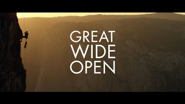 GREAT WIDE OPEN / 5 filmů