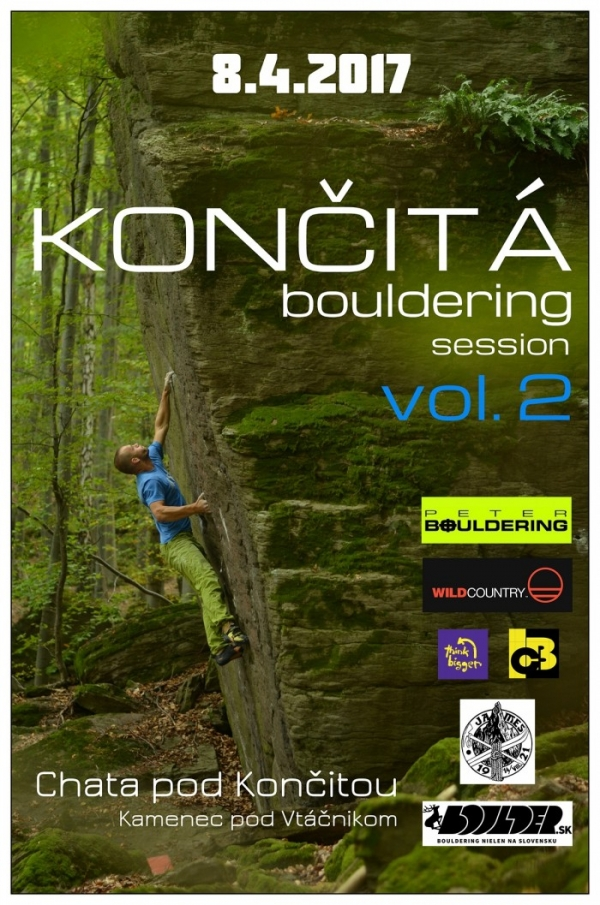 Končitá bouldering session vol.2