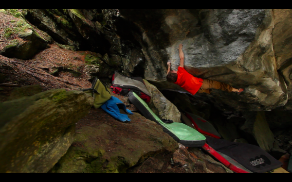 Favre: Scarred for life 8B+