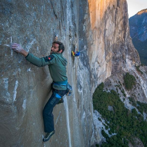 El Capitan: Dawn wall