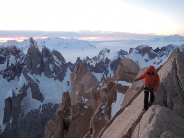 Video: Fitz Roy traverse
