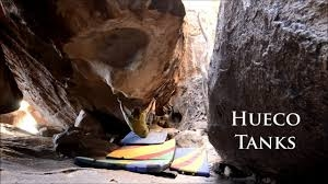 Video z Hueco Tanks