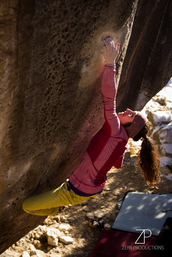 Alex Puccio / Black Lung 8B
