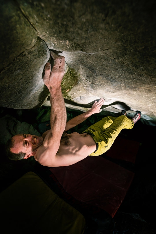 Video: McLeod v Practice of wild 8C