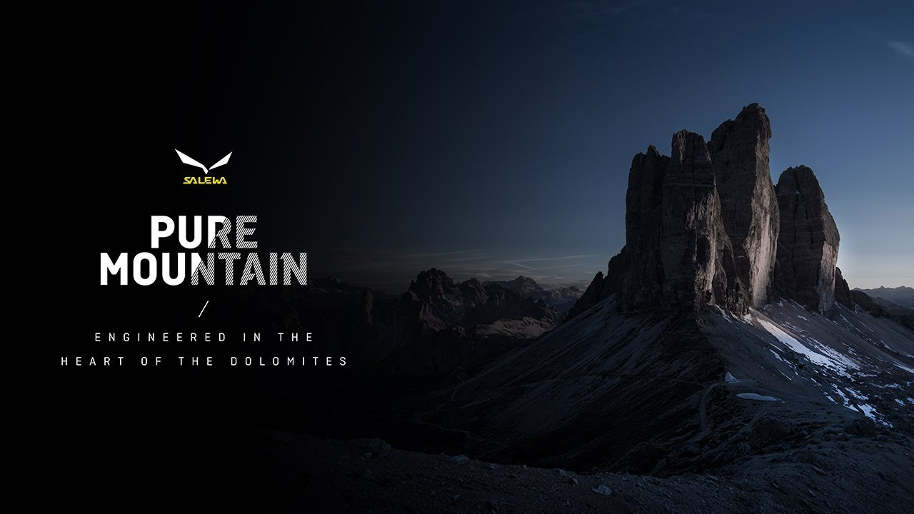 SALEWA PURE MOUNTAIN